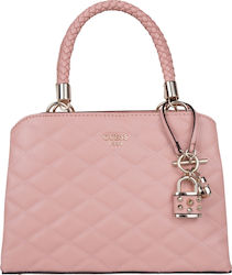 Προσθήκη στα αγαπημένα menu Guess Penelope Sm Girlfriend Satchel  HWVG6963050 Pink c7809ad2b45