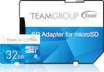 TeamGroup Color SDHC 32GB U1 with Adapter