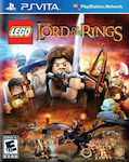 LEGO Lord of The Rings PSVita