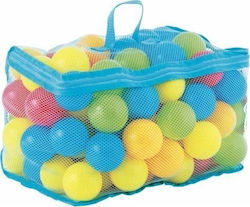 6031b057f27 Dynamic 100 Multi Coloured Play Balls with Net Carry Bag