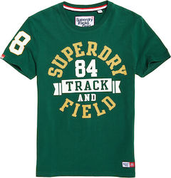 Superdry Trackster Green / Yellow
