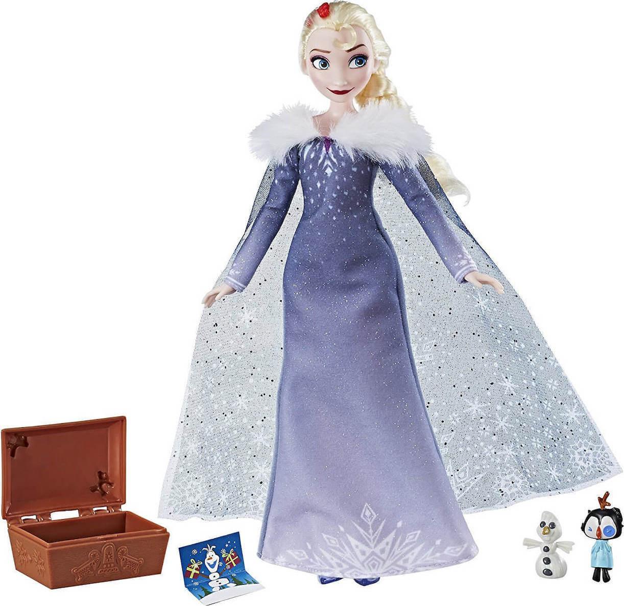 77e9b867d9 Προσθήκη στα αγαπημένα menu Hasbro Disney Frozen Elsa`s Treasured Traditions