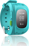 BTC Kids Tracker Watch Blue