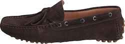 CHICAGO 132505 02 2047 DARK BROWN SUEDE