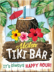Nostalgic Art Tiki Bar 14366