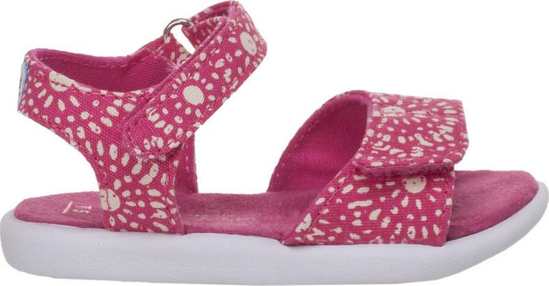 1750943c866 Προσθήκη στα αγαπημένα menu Toms Strappy Sandals 10009804 Ροζ