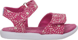 50908011602 Toms Strappy Sandals 10009804 Ροζ