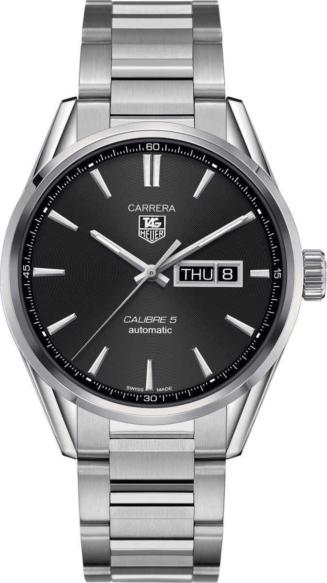 Προσθήκη στα αγαπημένα menu TAG Heuer Carrera Calibre 5 Day-Date  WAR201A.BA0723 c426541b7cc