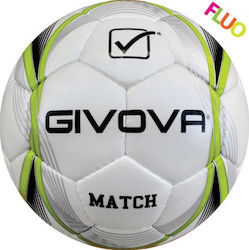 Givova Pallone Match PAL012 White/Yellow