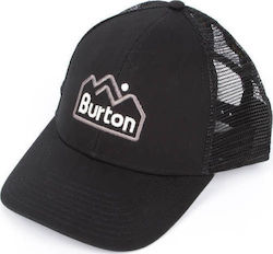 BURTON Καπέλο APP MB TREEHOPPER CAP BU0AP189691010000000 TRUE BLACK