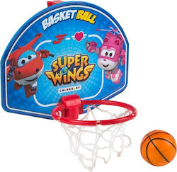 colorbaby Σετ μίνι Μπασκέτα Super Wings C02G0190345