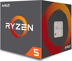 AMD ​Ryzen 5 2600X Box