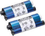 MITSUBISHI S PK5812 INK RIBBON FOR CP-W5000DW PACK OF 2 11000000PK5812