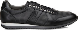 ΑΝΔΡΙΚΑ SNEAKERS BOSS SHOES (BLACK) J20040