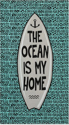 Nef-Nef Πετσέτα Θαλάσσης 75x150 Ocean Is My Home e489fb56816