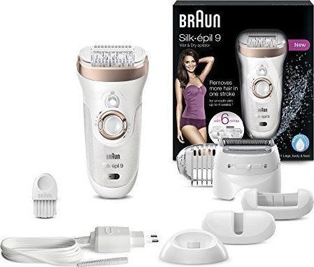 Προσθήκη στα αγαπημένα menu Braun Silk Epil 9-561 Skinspa Epilator Wet   Dry  White Bronze 893af4aa805