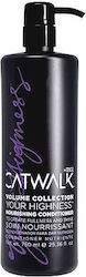 Tigi Catwalk Volume Collection Your Highness Nourishing Conditioner 750ml