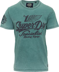 Superdry Premium Equipment Green