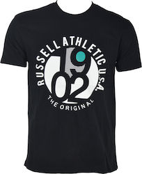 Russell Athletic Crew Tee Large 1902 A8-053-1-099