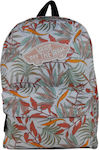 Vans Realm Backpack White California Coral VNZ0P3V