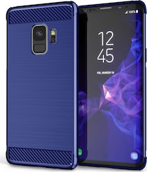 Caseflex Carbon Rugged Armor Μπλε (Galaxy S9)