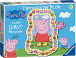 Peppa Pig Shaped Floor Puzzle 24pcs (05545) Ravensburger