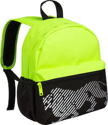 Lonsdale Mini Backpack 712035 Black/Lime