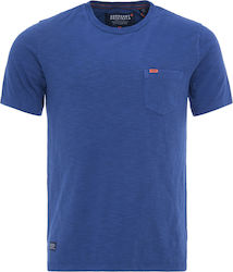 Superdry Dry Originals Pocket Blue