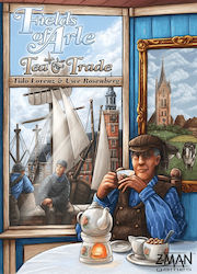 Z-Man Games Fields Arle Tea & Trade Expansion