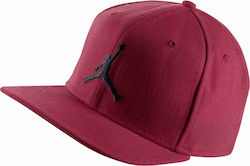 Nike Jordan Jumpman Fitted 619359-695 Bordeaux