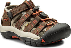 Σανδάλια KEEN - Newport H2 1018259 Dark Earth/Spicy Orange