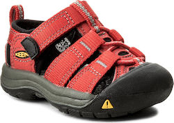 Σανδάλια KEEN - Newport H2 1012277 Ribbon Red/Gargoyle