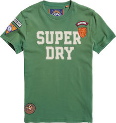 Superdry Upstate Wash Green