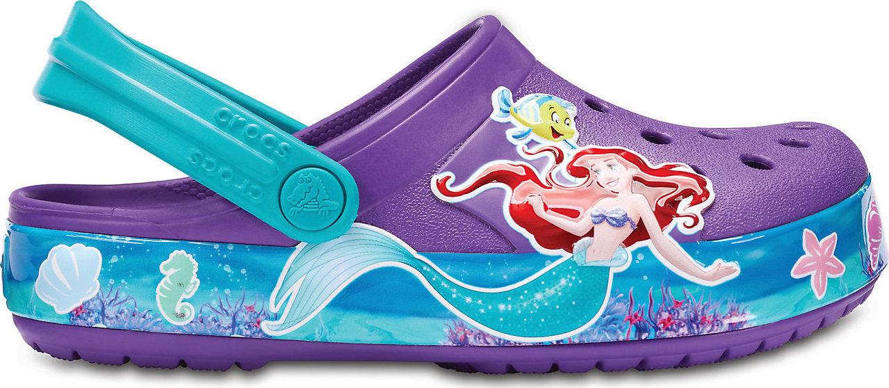 cb5f6d35478 Προσθήκη στα αγαπημένα menu Crocs Crocband Princess Ariel Clog 205213-57H