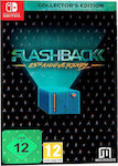 Flashback 25th Anniversary (Collector's Edition) Switch