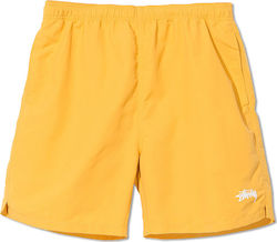 STUSSY Stock Water Short - Orange - 113103-ORG