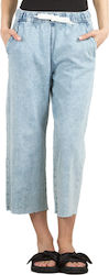 Cheap Monday Wave Cropped Sunny Blue Jeans (0504688)