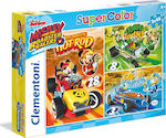 Mickey and the Roadster Racers 3x48pcs (25227) ...
