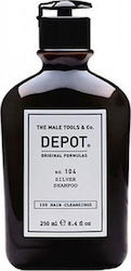 The Male Tools & Co Depot Silver Shampoo 250ml