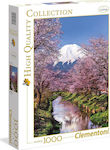 High Quality Collection: Fuji Mountain 1000pcs (1220-39418) Clementoni