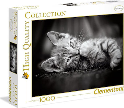 High Quality Collection: Kitty 1000pcs (1220-39422) Clementoni