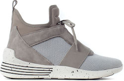 Kendall + Kylie Sneakers Braydin-Light Grey (Αθλητικά Γυναικείο Fabric Light Grey - Braydin)
