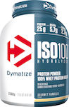 Dymatize ISO 100 Hydrolyzed 2200gr Chocolate Peanut Butter