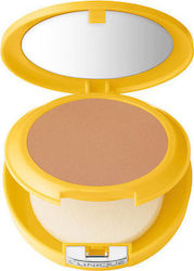 Clinique Bronze Compact Powder Fond de Teint 03 Medium