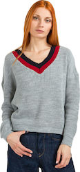 Double Agent USA Hoodie Knit with Red and Blue Lines (87885-815)