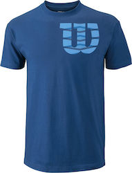 Wilson Shoulder Cotton Tee WRA747702