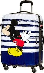 04ebe6771ff American Tourister Legends Spinner Mickey Kiss 64479/6975 Medium