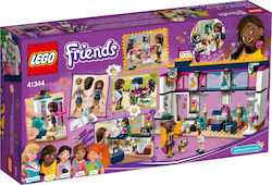 Lego Friends: Andreas Accessories Store 41344