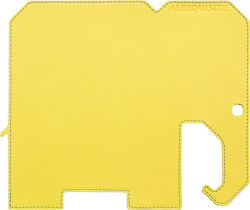 Alexquisite MousePad Elephant Yellow