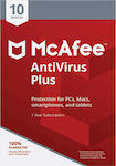 McAfee Antivirus Plus 2018 (Unlimited Licences , 1 Year)